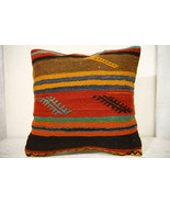 Kilim Pillows | 20x20 | Decorative Pillows | 674 | Accent Pillows, Kilim... - $47.60