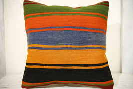 Kilim Pillows | 20x20 | Decorative Pillows | 665 | Accent Pillows, Kilim... - $47.60