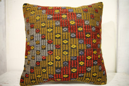 Kilim Pillows | 20x20 | Decorative Pillows | 647 | Accent Pillows, Kilim... - $56.00