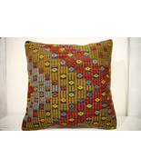 Kilim Pillows | 20x20 | Decorative Pillows | 647 | Accent Pillows, Kilim... - $56.00