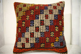 Kilim Pillows | 20x20 | Decorative Pillows | 645 | Accent Pillows, Kilim... - $56.00