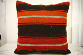 Kilim Pillows | 20x20 | Decorative Pillows | 633 | Accent Pillows, Kilim... - $47.60