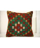 Kilim Pillows | 20x20 | Decorative Pillows | 651 | Accent Pillows, Kilim... - $56.00