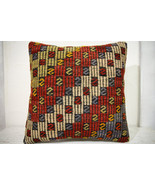 Kilim Pillows | 20x20 | Decorative Pillows | 649 | Accent Pillows, Kilim... - $56.00