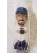 ichiro bobblehead doll 2002 post cereal seattle mariners new york yankee... - $6.99