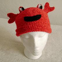 Crab Hat for Children - Animal Hats - Large - $16.00
