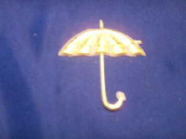 24 Capias Little Charms Wedding Shower Baby Favors #2 - Open Umbrella - $2.38
