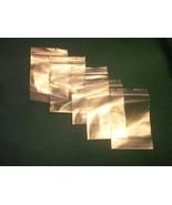 "2"" x 3"" 2 Mil Reclosable Plastic Bags 100 pieces - $3.47"