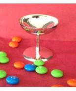 24 Mini Plastic Champagne cups glasses Wedding Shower Favors silver - $6.99