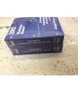 2002 FORD TRUCK Excursion F-250 350 450 550 Service Shop Repair Manual Set NEW - $217.80