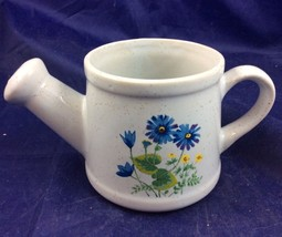 Vintage Ceramic Watering Can Colonial LTD Cupboard Japan Decorative Coll... - $23.36