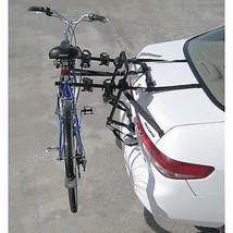 Advantage SportsRackTrunk Rack 3 Bike Carrier Padded Frame no scratch An... - $89.00