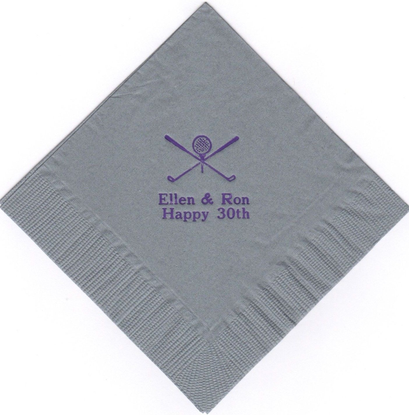 50 Mono Matches Matchbook Print w// 72 Point Monogram Letter Metalic Silver