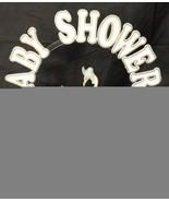Mother goose Boy Baby Shower Cake Top Christening Decoration Centerpiece - $19.75