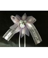 Ready Made or kit Star Ribbon JORDAN ALMONDS CANDY decorations wedding f... - $59.35+