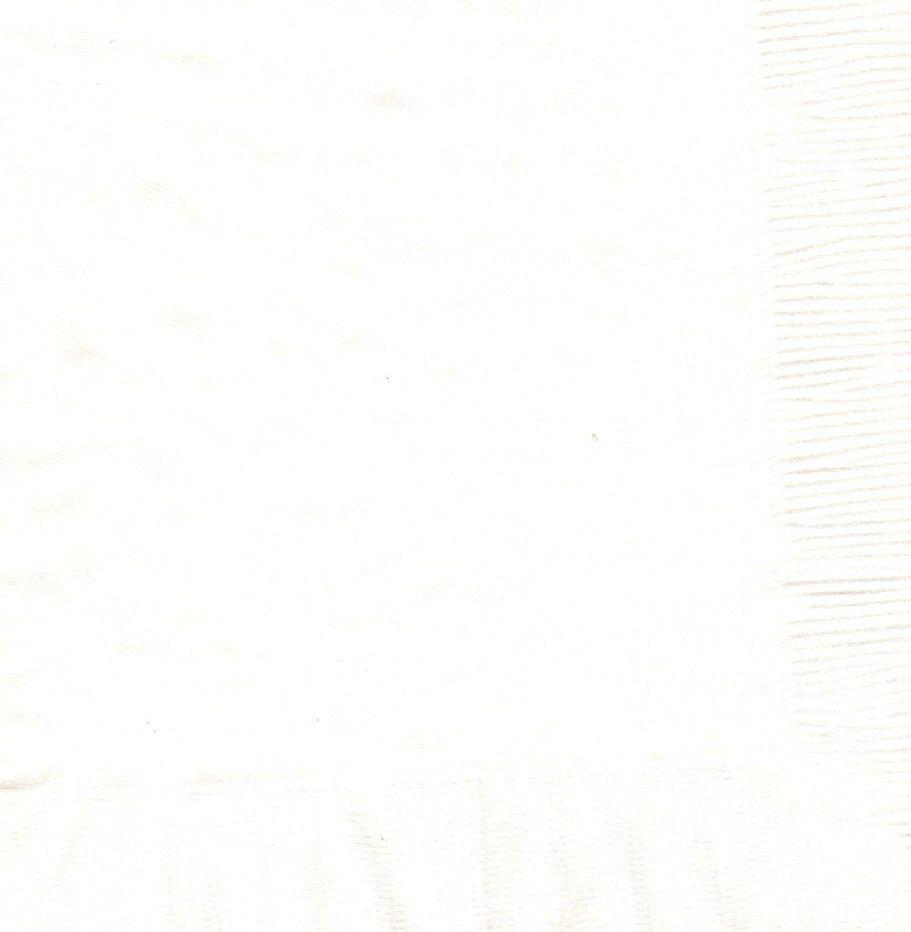 ROSE LOGO 50 Personalized printed DINNER HAND TOWEL FOLD napkins image 8