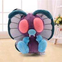 """5""""13cm Butterfree Pokemon Plush Toy Video Game Plush Nintendo Plush Soft Plush V - $100.35"""