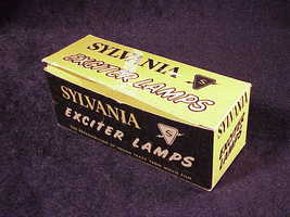 Box of 10 Sylvania Exciter Lamps BGB Projector Lamp Bulbs, New Old Stock - $19.95