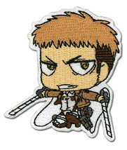 Attack on Titan SD Jean Iron on Patch GE44798 *NEW* - $7.99