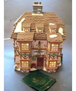 Dept 56 Sir John Falstaff Inn #57533 1994-1995 Retired Signature Series ... - $19.99