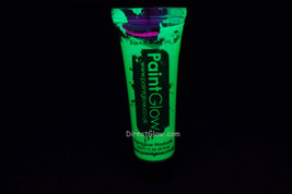 PaintGlow 10ml/.34oz Blacklight Reactive Face and Body Paint- Neon Green - $6.50