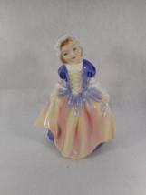 Royal Doulton Signed Hand Painted Figurine Dinky Do HN1678 - $87.07