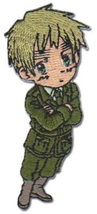 Hetalia: England Patch Brand NEW! - $14.99