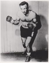 Carmen Basilio Champion Vintage 8X10 BW Boxing Memorabilia Photo - $4.99