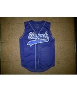 Elmjack All Stars Little League 22 Mercado Blue Baseball Jersey XL Extra... - $34.99
