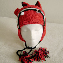Clownfish Hat for Children - Animal Hats - Large - $16.00