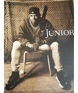 Rare ken griffey jr baseball memorabilia  - $44.55