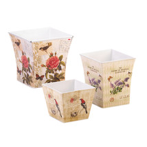 Butterfly Planter Trio - $15.81