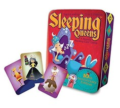 Sleeping Queens 10th Anniversary Tin Card Game - $21.54