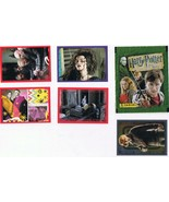 Panini Harry Potter Saga 2020 Hybrid Sticker & Cards 5Stickers Plus Orig... - $4.74