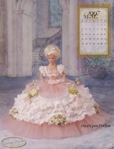 1997 Miss May Royal Ballgowns, Annie Potter Crochet Doll Clothing Patterns - $7.95