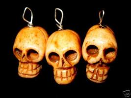 Voodoo Skull Amulet~Remove Revenge Spell~Curses~Haunted - $99.00