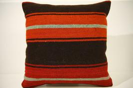 Kilim Pillows | 16x16 | Turkish pillows | 1556 | Accent Pillow,Decorativ... - $35.00