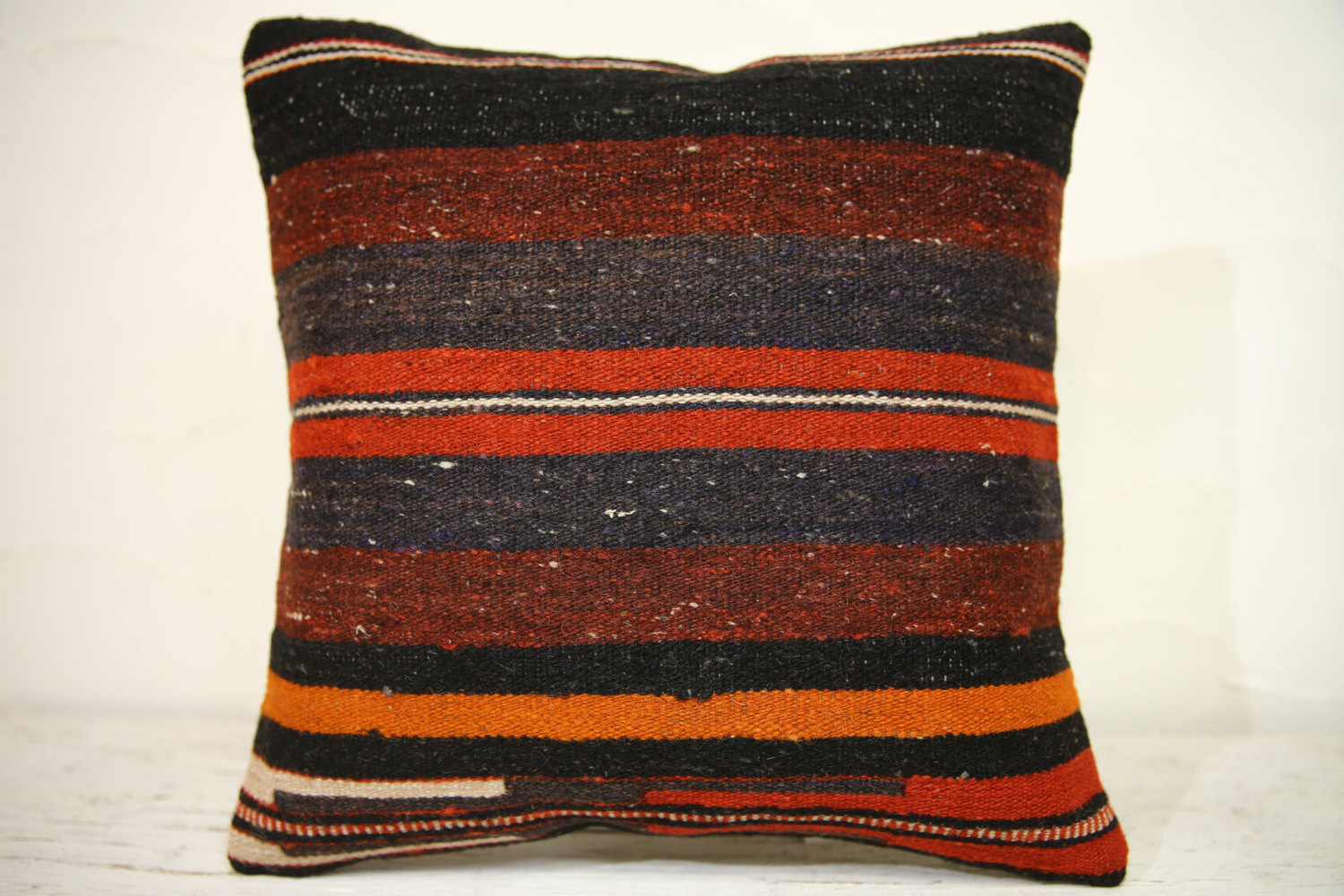 Kilim Pillows | 16x16 | Turkish pillows | 1284 | Accent Pillow,Decorative Pillow