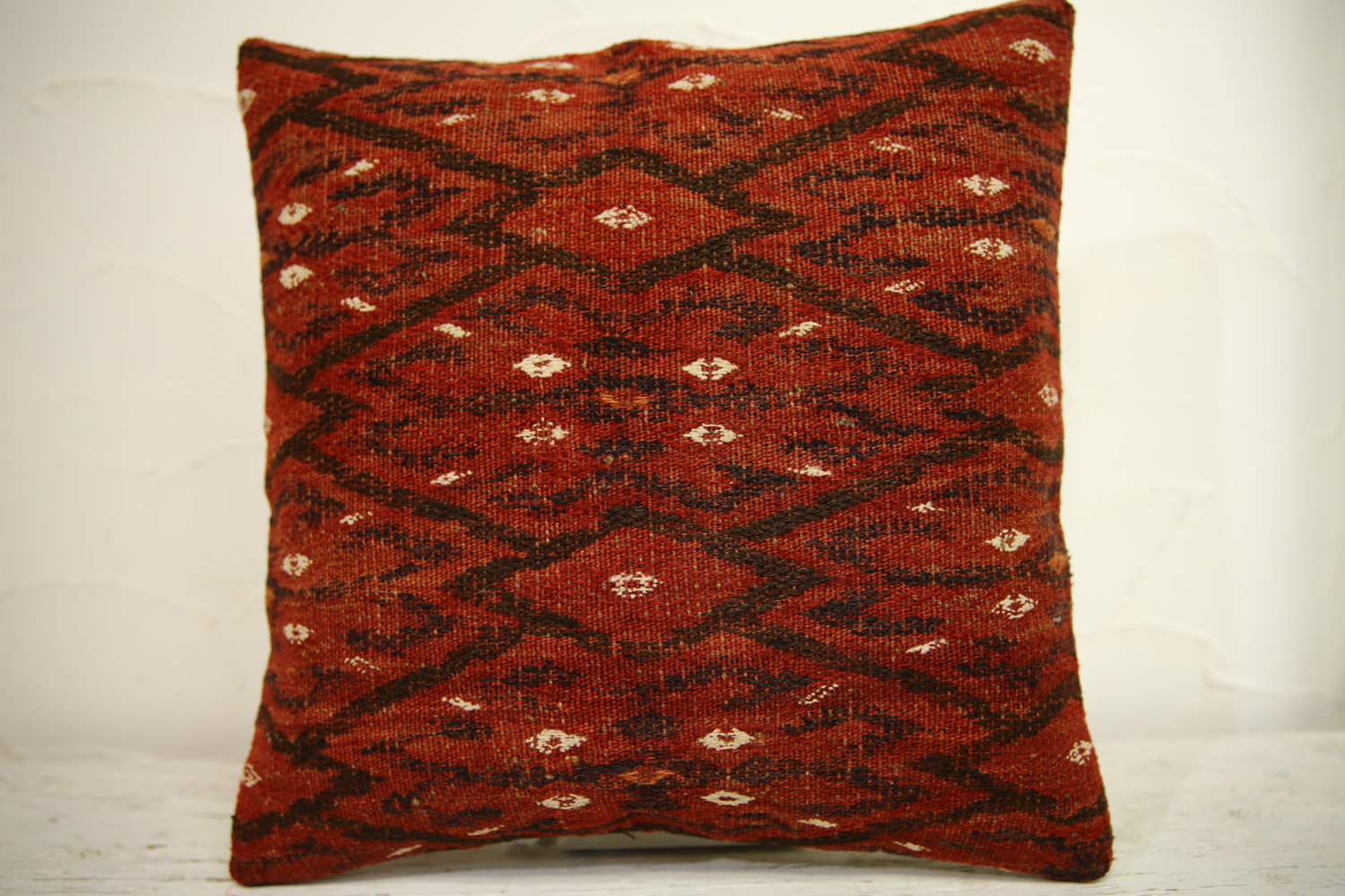 Kilim Pillows | 16x16 | Turkish pillows | 1205 | Accent Pillow,Decorative Pillow