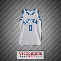 Zac Efron Mike O'Donnell Hayden Warriors High School Basketball Jersey - $45.99