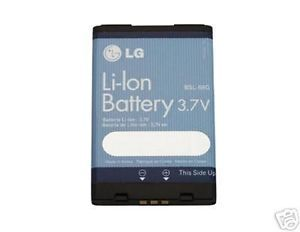 Primary image for NEW OEM LG A7110 Edge Battery SBPP0072126 BSL-58G