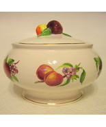 Teleflora Covered Bowl Decorative Fruit Images - $49.00