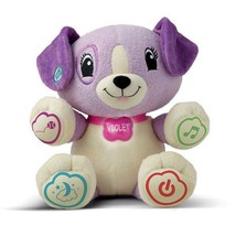 LeapFrog My Pal Violet Puppy Dog Learning Toy Educational Talking Playth... - €24,21 EUR