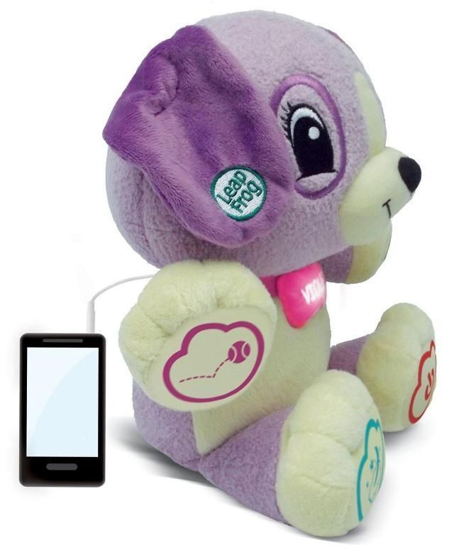 LeapFrog My Pal Violet Puppy Dog Learning Toy Educational Talking Plaything Dall