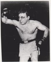 Jake Lamotta Vintage 8X10 BW Boxing Memorabilia Photo - $4.99