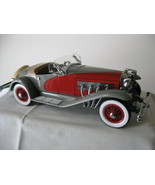 1935 Duesenberg SSJ Speedster Diecast Car by DANBURY MINT - $120.00