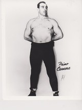 Primo Carnera Champion Vintage 8X10 BW Boxing Memorabilia Photo - $6.99