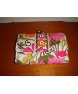 Vera Bradley Tea Garden Small Kisslock Wallet - $29.99