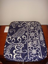Vera Bradley Twirly Bird Navy Tablet Sleeve - $27.99