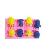 Mini Minion Fondant Chocolate Candy Mold - $11.00